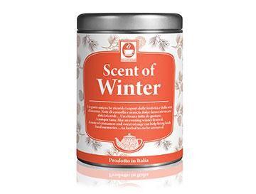 caffè bonini 1 confezione scent of winter per the e tisane