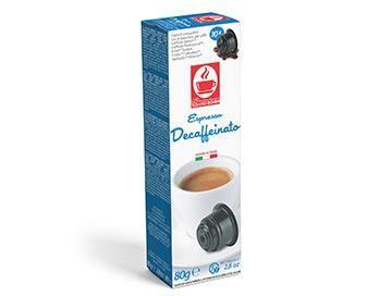 caffè bonini 10 capsule decaffeinato per caffitaly