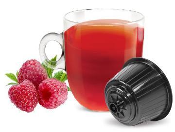 caffè bonini 8 capsule frutti di bosco compatibili con sistema nescafÉ® dolce gusto®