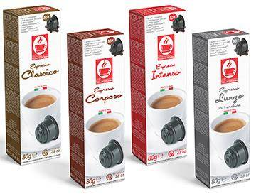 Caffè Bonini 80 capsule Kit Assaggio Bonini per Verismo by Starbucks
