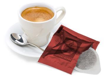 Caffè Bonini 50 cialde Intenso per ESE 44mm
