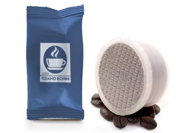Caffè Bonini 50 capsule Decaffeinato per Fior Fiore Coop, sistema Espresso Tuo