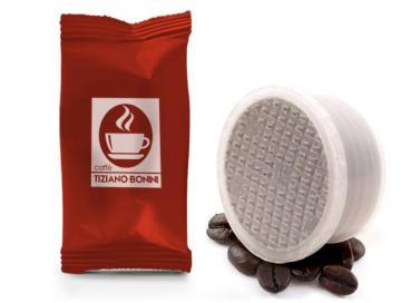 Caffè Bonini 50 capsule Intenso per Fior Fiore Coop, sistema Espresso Tuo