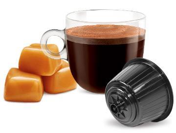 Caffè Bonini 16 capsule Caffè Al Caramello compatibili con sistema NESCAFÉ® Dolce Gusto®