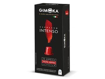 Gimoka 90 capsule Intenso compatibili con sistema Nespresso®