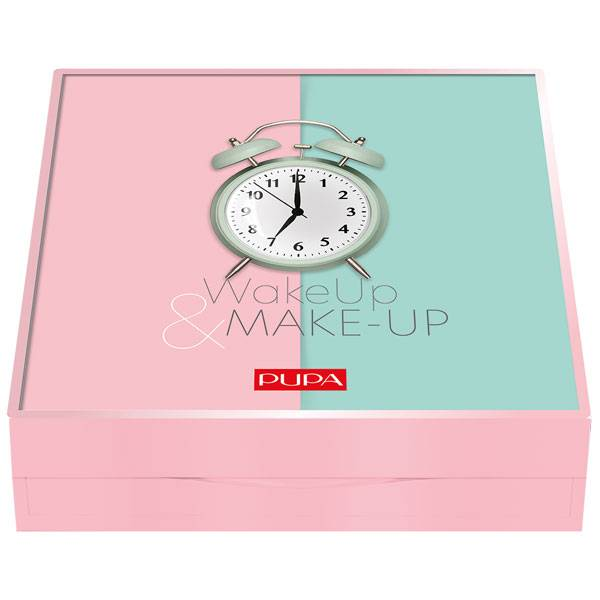 pupa trousse pupart m wakeup & make up 001