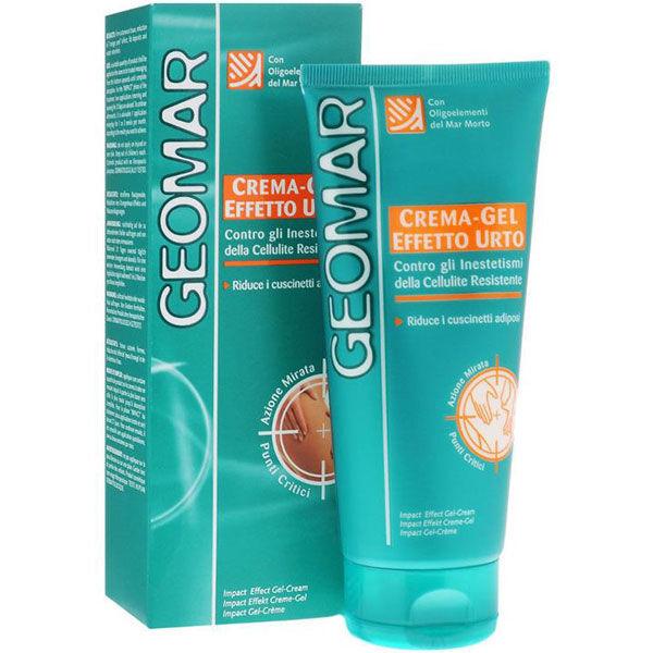 geomar crema gel effetto urto 200 ml