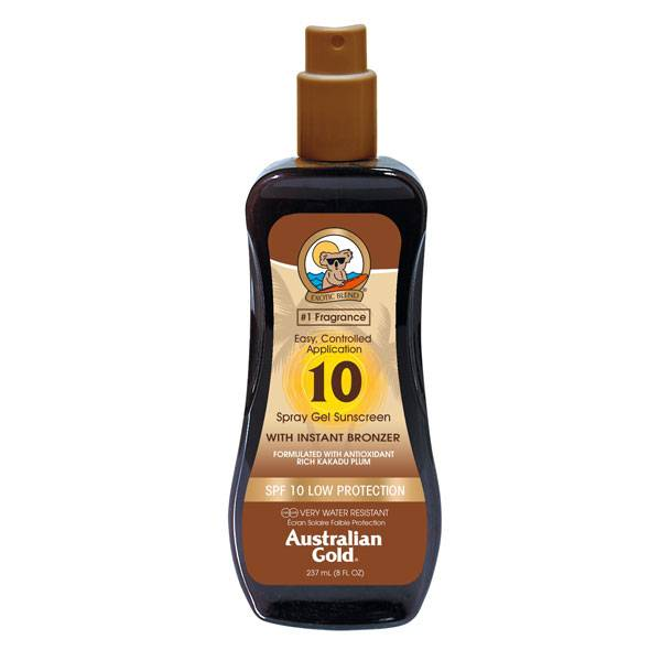 australian gold spray gel spf 10 low protecti