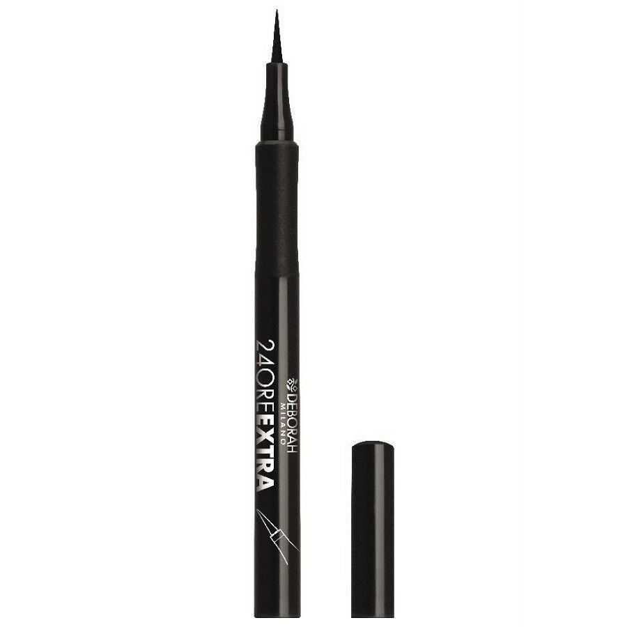 Deborah eyeliner pen 24ore extra nero