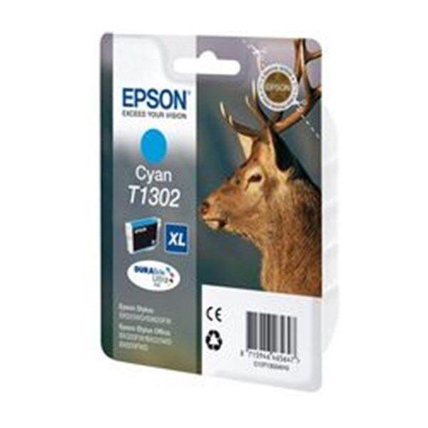 epson originale c13t13024010   ciano