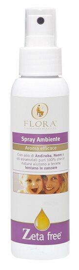 flora srl spray ambiente zeta free 100 ml