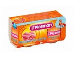 plasmon (heinz italia spa) plasmon omogeneizzato prosciutto cotto 80 g x 2 pezzi