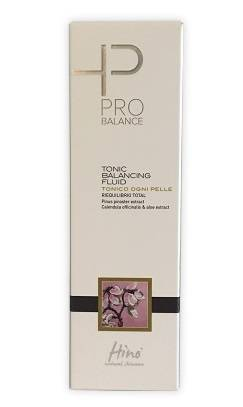 green remedies spa hino natural skincare pro balance tonic balancing fluid tonico ogni pelle 200 ml