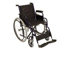 p.b. pharma srl sedia a rotelle pieghevole 46 x 40 1 pezzo