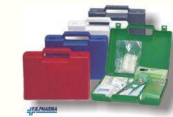 p.b. pharma srl valigia pronto soccorso auto