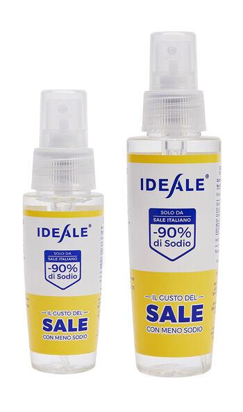 SALE IDEALE Srl A SOCIO UNICO Ideale Condimento A Base Di Sale Alimentare Liquido Spray 100 Ml