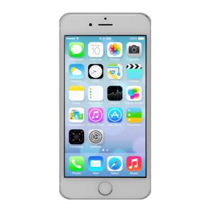 Apple iPhone 6s 128 GB Argento grade B