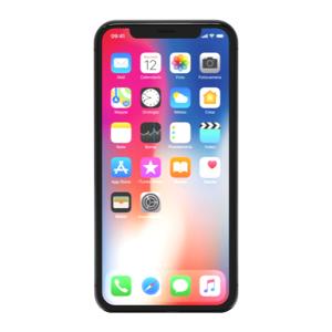 Apple iPhone X 64 GB Grigio siderale grade B