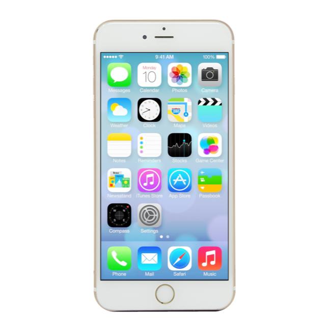 Apple iPhone 6 Plus 64 GB Oro grade B