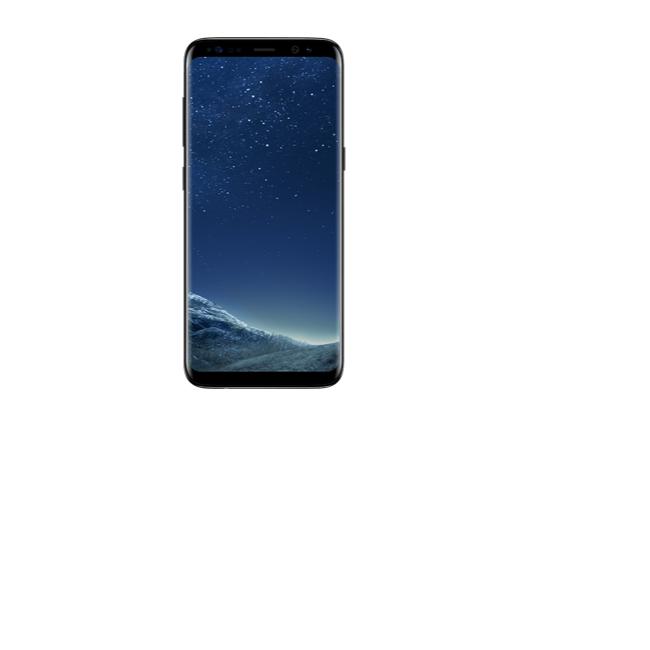 Samsung S8+ 64 GB Midnight Black grade A