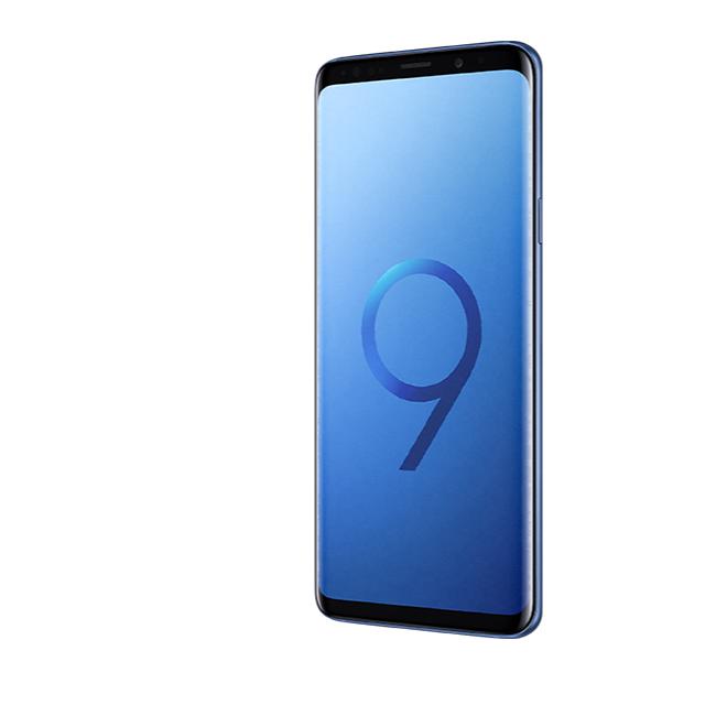 Samsung S9+ 64 GB Blue Coral grade B