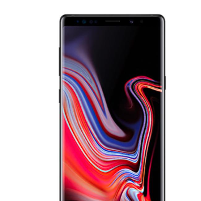 Samsung Note 9 128 GB Midnight Black grade A