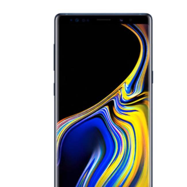 Samsung Note 9 128 GB Ocean Blue grade A