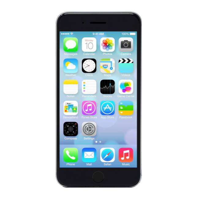 Apple iPhone 6s Plus 64 GB Grigio siderale grade A