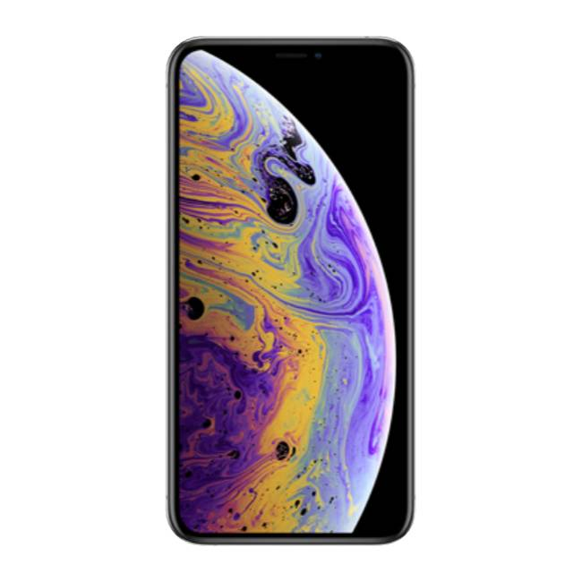 Apple iPhone Xs Max 64 GB Argento grade B