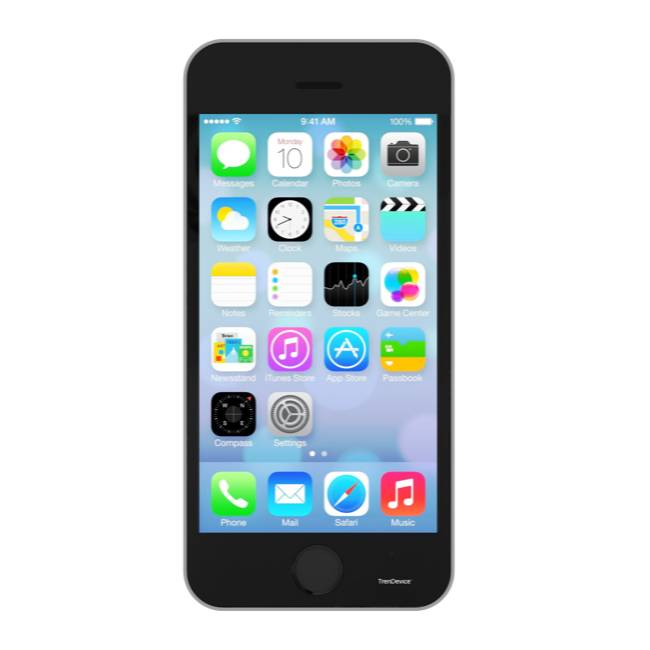 Apple iPhone 5s 16 GB Grigio siderale grade A