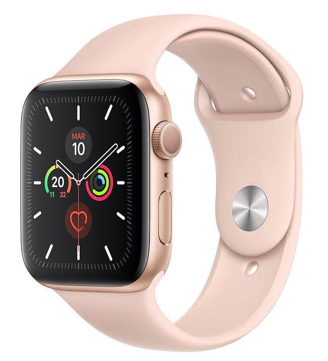 Apple Watch 5° Serie 44 mm Oro GPS grade B