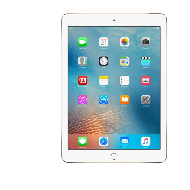 apple ipad air 2 32 gb oro wi-fi + cell grade b