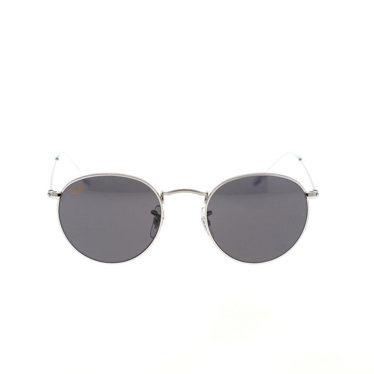 ray-ban occhiali da sole round metal rb3447 9198b1