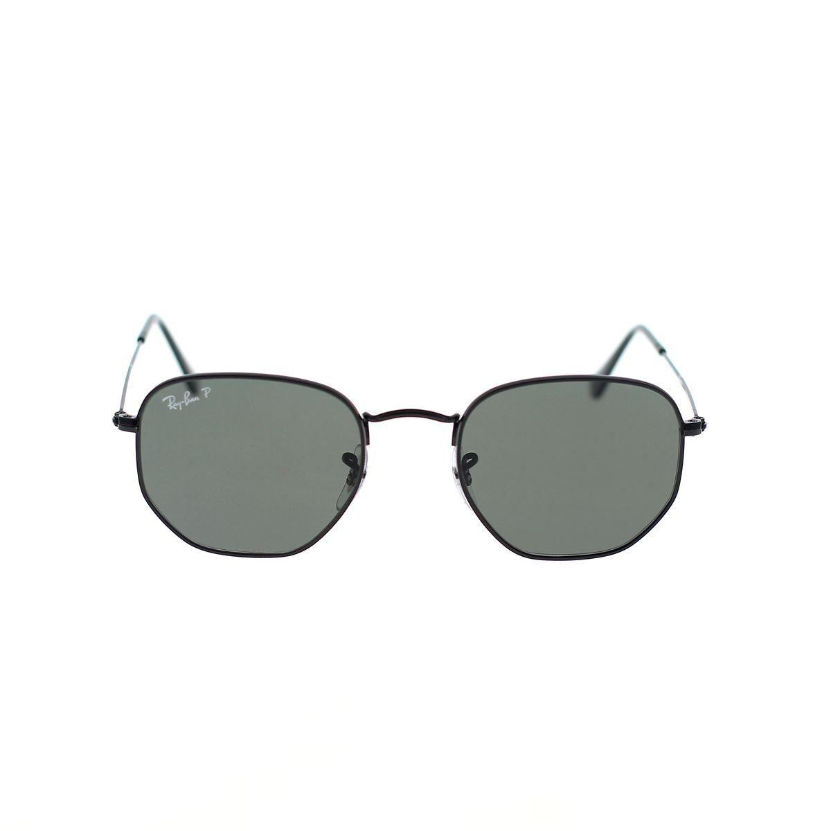 ray-ban occhiali da sole hexagonal rb3548n 002/58 polarizzati