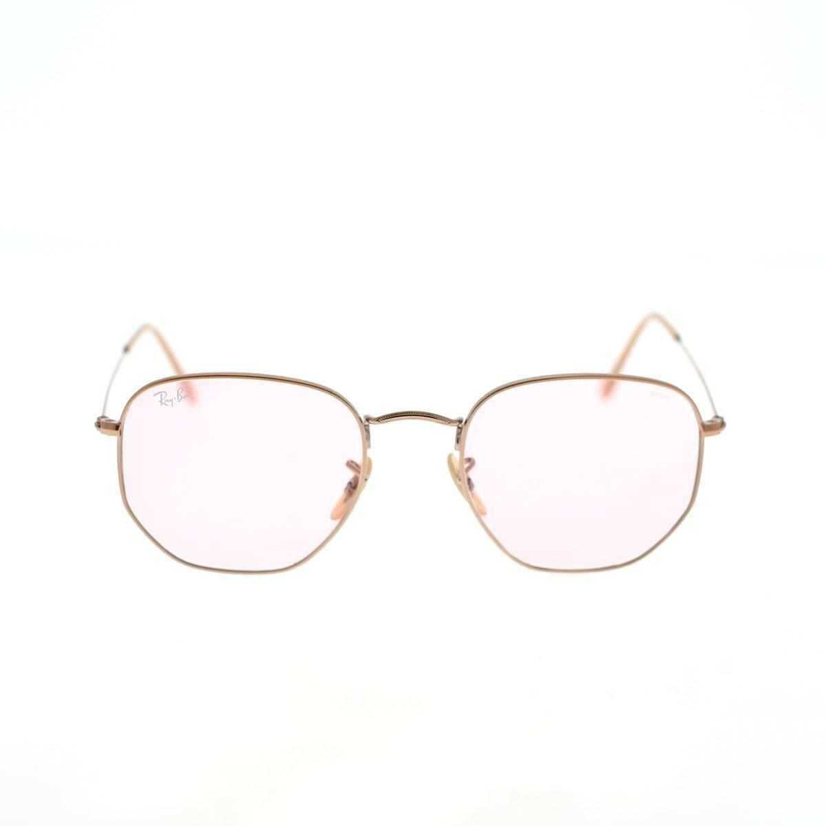 ray-ban occhiali da sole hexagonal rb3548n 91310x fotocromatici