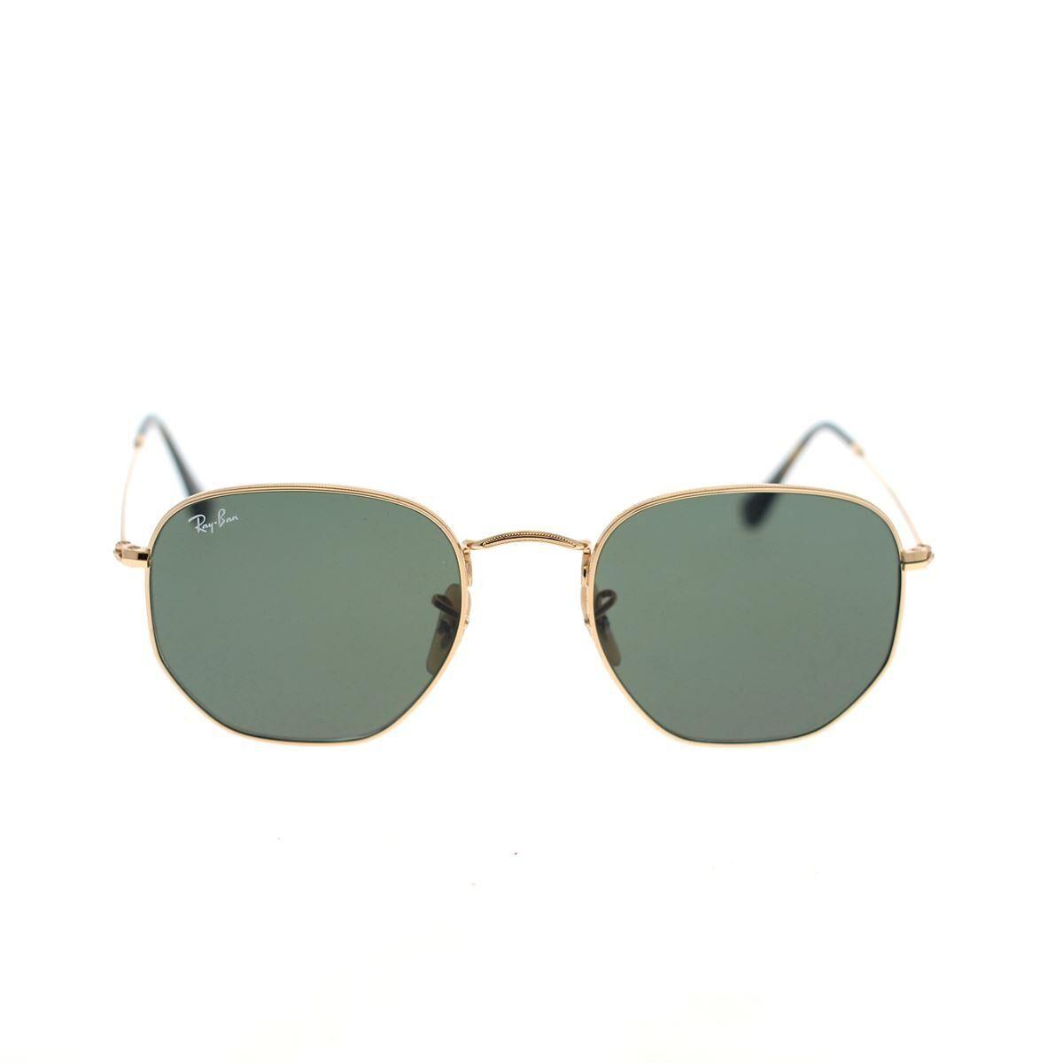 ray-ban occhiali da sole hexagonal rb3548n 001