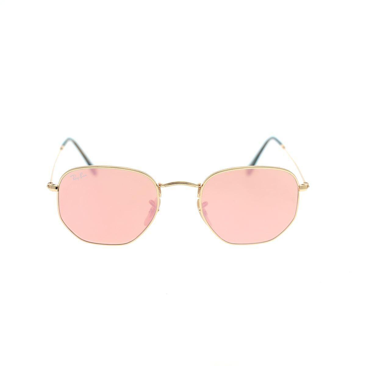 ray-ban occhiali da sole hexagonal rb3548n 001/z2