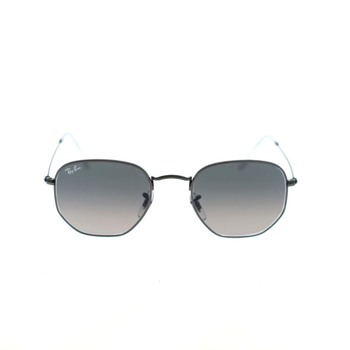 ray-ban occhiali da sole hexagonal rb3548n 004/71
