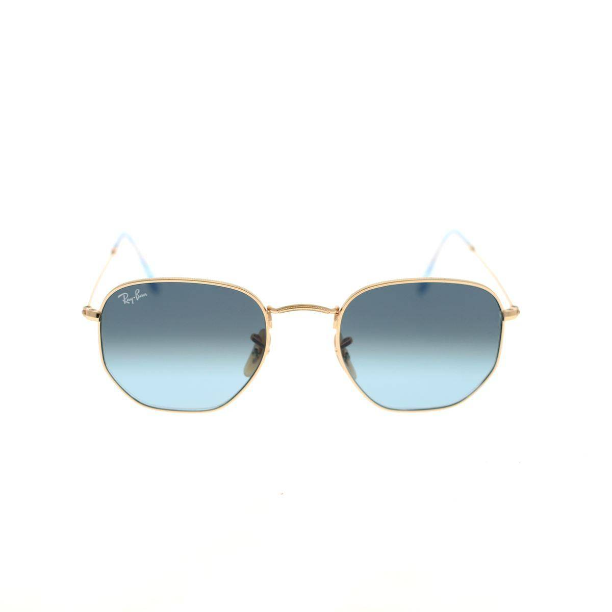 ray-ban occhiali da sole hexagonal rb3548n 91233m