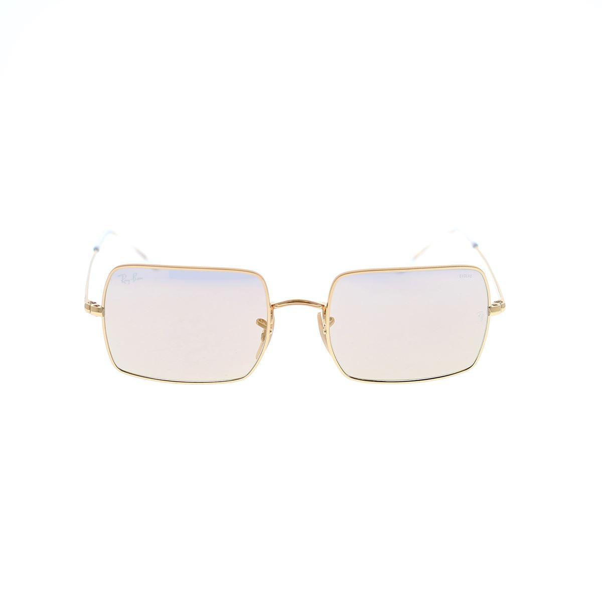ray-ban occhiali da sole rectangle rb1969 001/b3