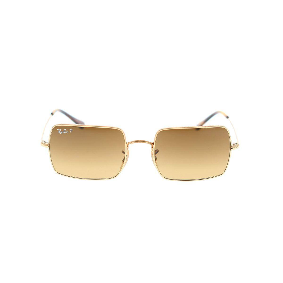 ray-ban occhiali da sole rectangle rb1969 9147m2 polarizzati