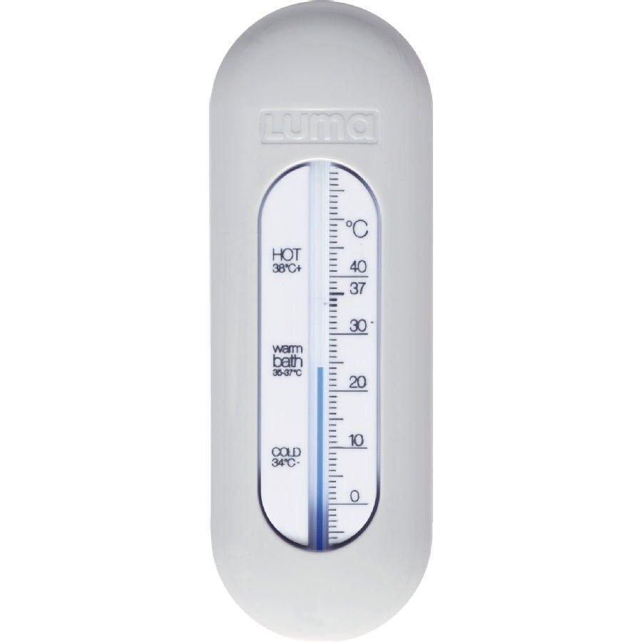 luma termometro da bagno light grey