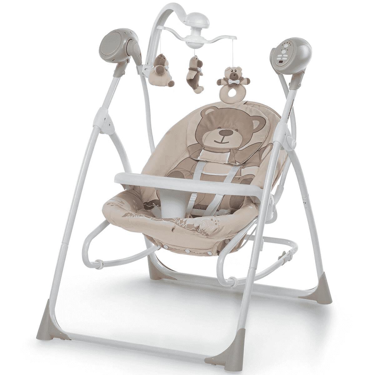 Foppapedretti Sdraietta/Altalena Carillon Teddy