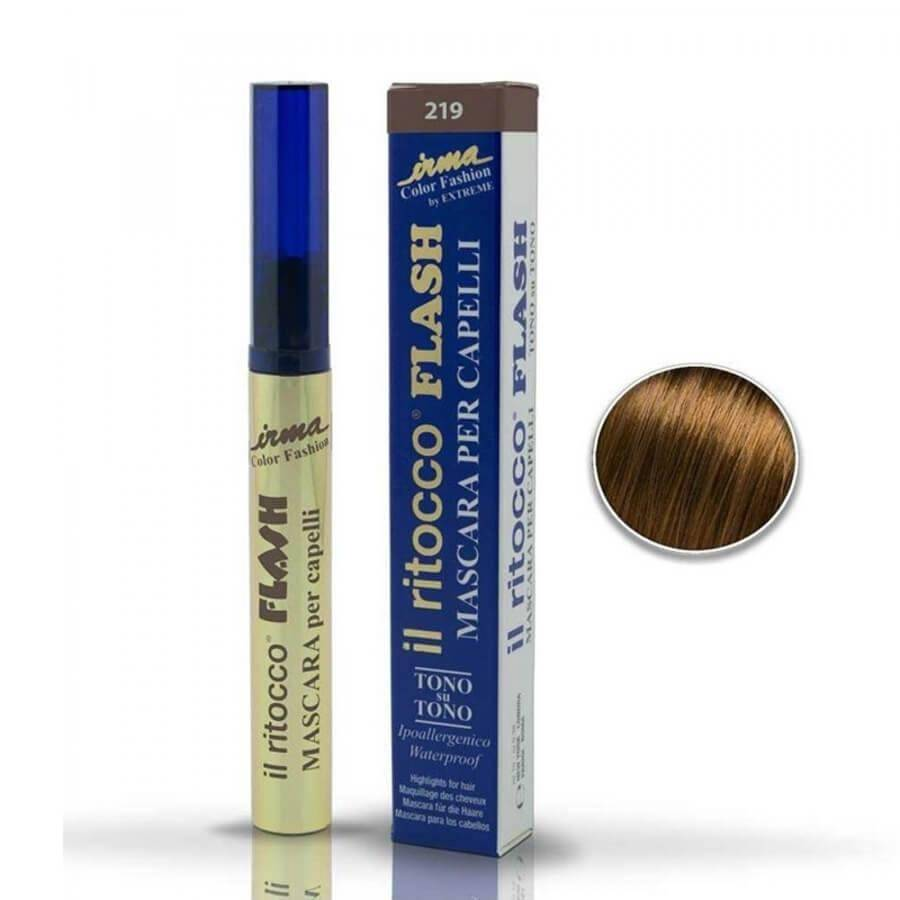 step cosmetici mascara ritocco capelli