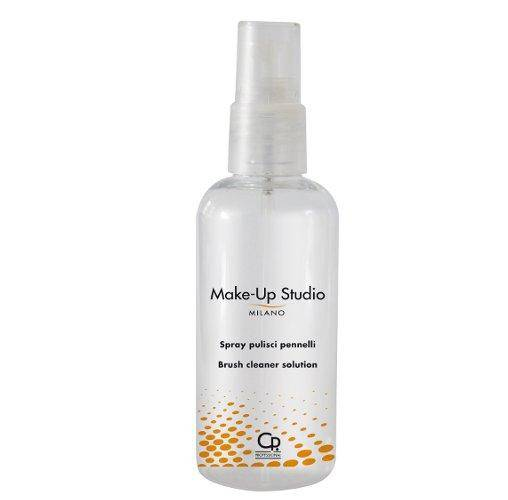 make up studio spray pulisci pennelli