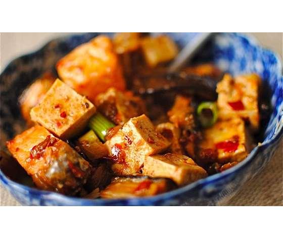 89 - Tofu Piccante (Piccante)