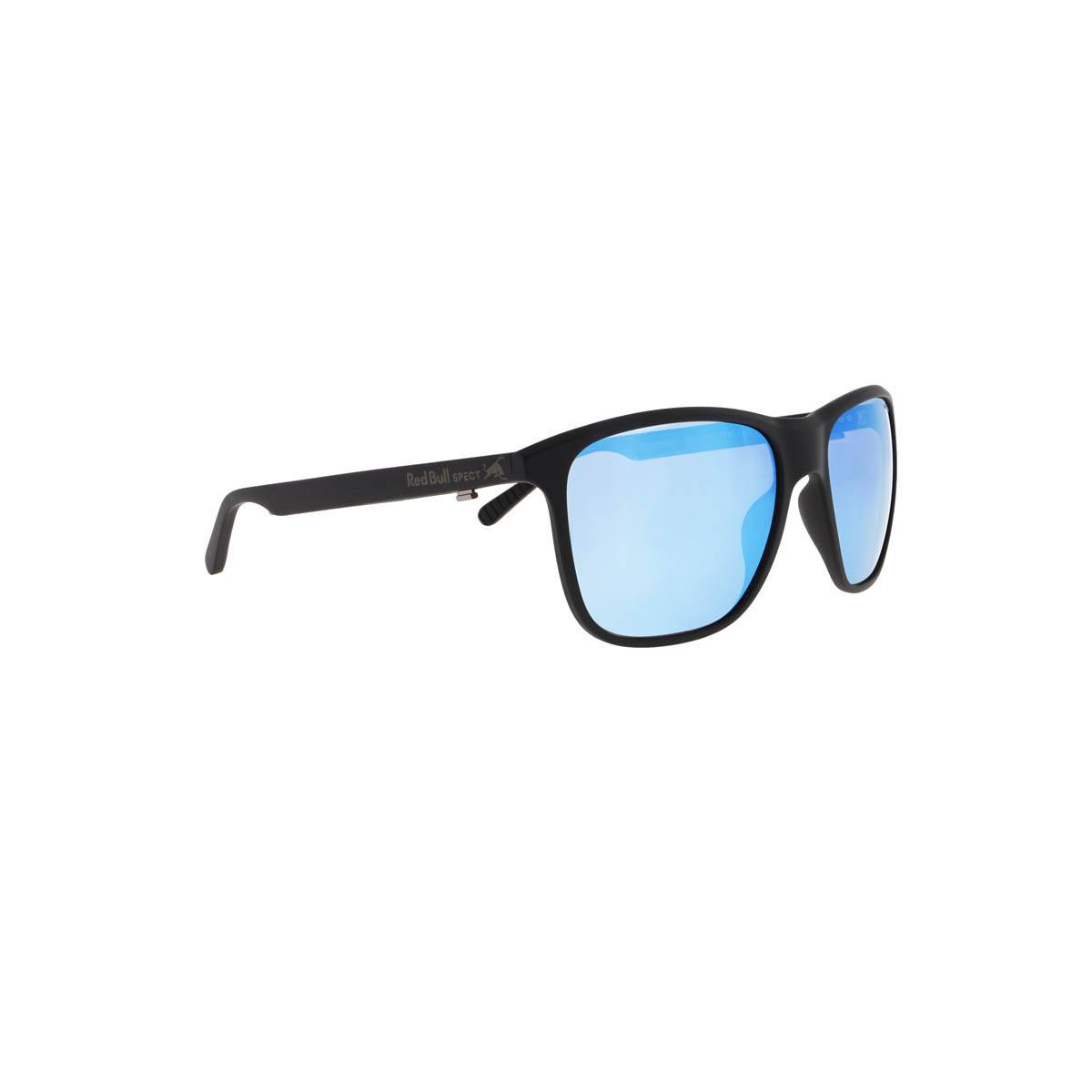 Bull REACH Occhiali da sole Black Smoke Ice Blue