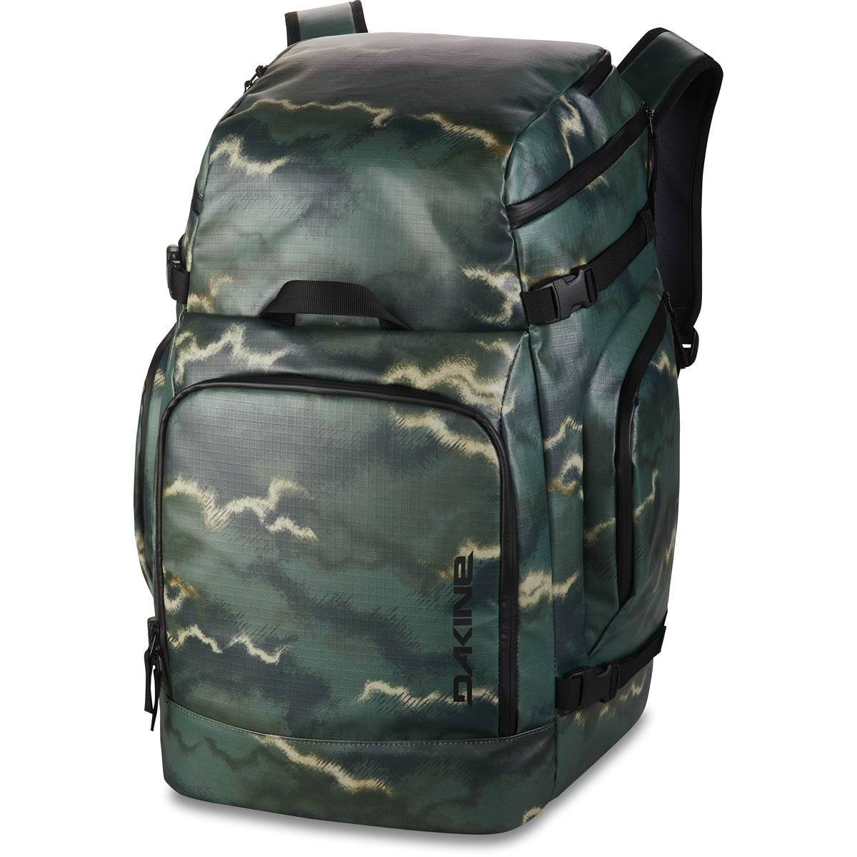 Dakine Boot Pack Dlx 75L Borsa Olive Ashcroft Coated