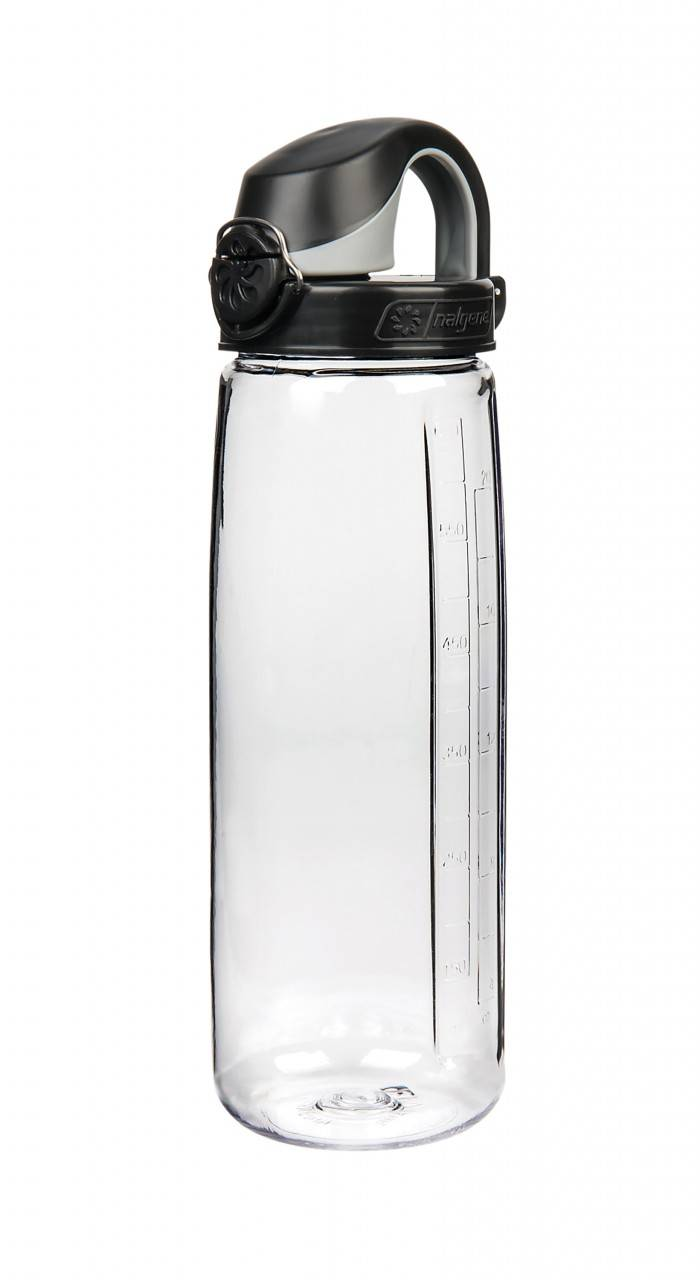 NALGENE® Nalgene Everyday OTF 0,65L Bottiglia Transparent / Black