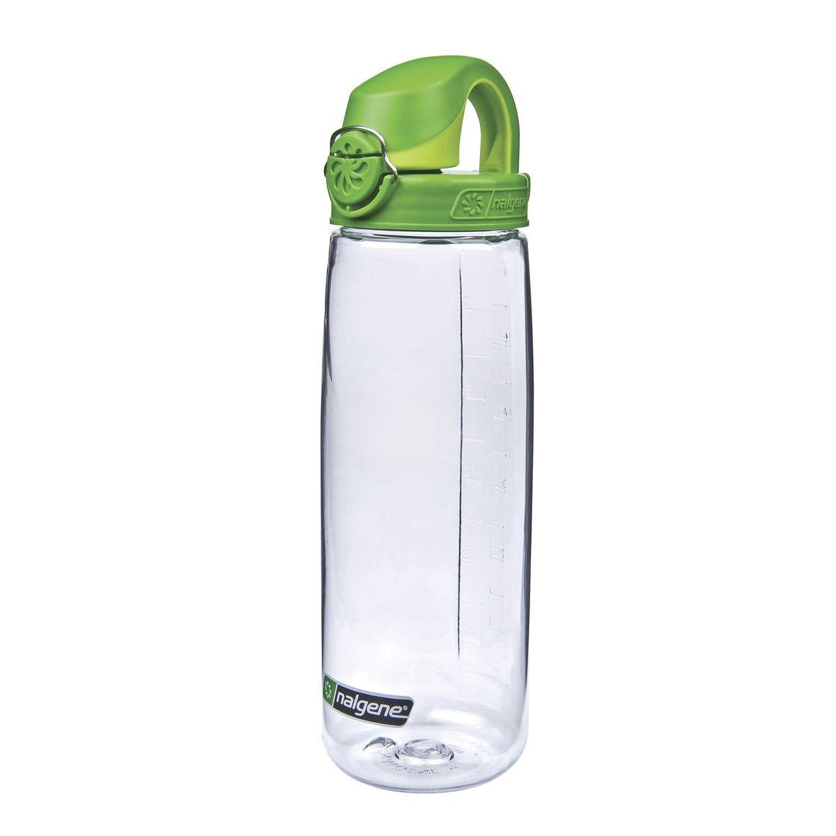 NALGENE® Nalgene Everyday OTF 0,65L Bottiglia Transparent / Green